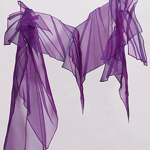 Butterfly, a textile sculpture by Leonie Castelino