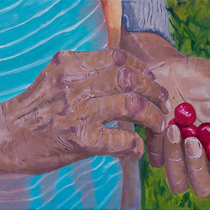 Hands that Feed Us #7 by Barbara Masterson