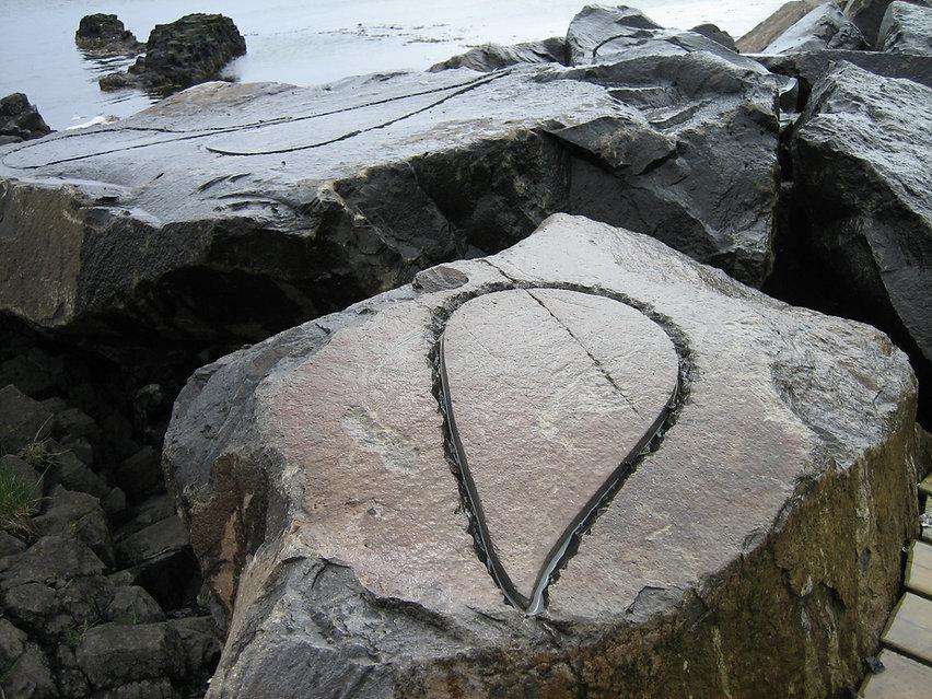 Lagrima, 2006, basalt @MireyaSamper.