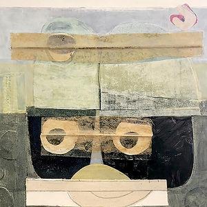 Mashup, a collage by Nancy Nikkal