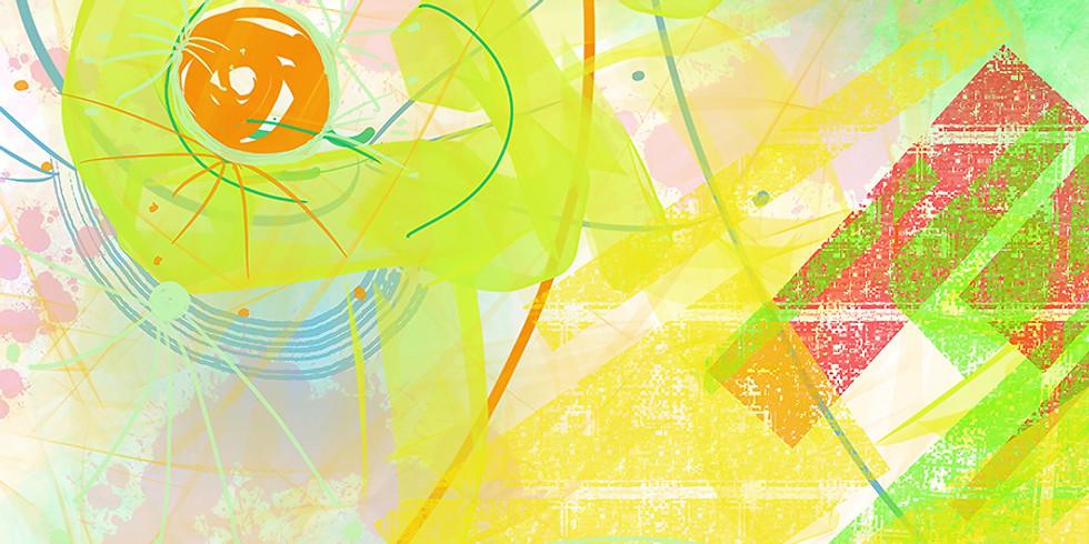 10:00 AM   April Virtual Exhibition Artist Reception