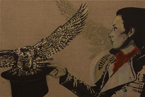 Alles ist eine Illusion II by Clara Joris