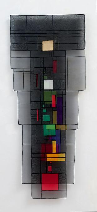 Homage to Klee by Leonie Castelino