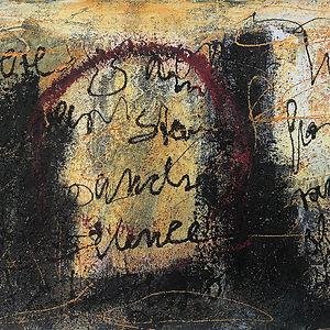 Stones I and Stones II by Ilse Schreiber-Noll