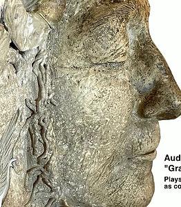 GrandMother Legacy AUDIO by Syma - plays thru headphones