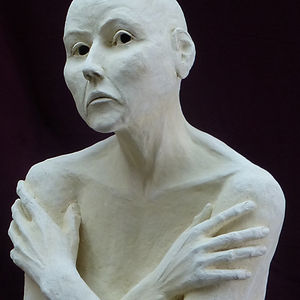 Chemotherapy, a sculpture by Irene Osborn