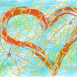 Heart @ LOVE by Bibiana Huang Matheis 黄家璧