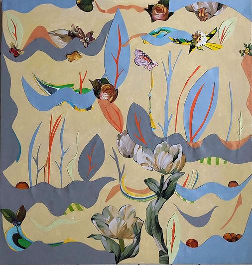 Floating Garden by Alice Harrison
