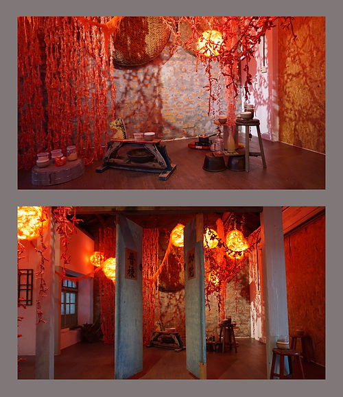 VI 2020118 Collection, an Installation by Chia-Hui, Luo 羅嘉惠