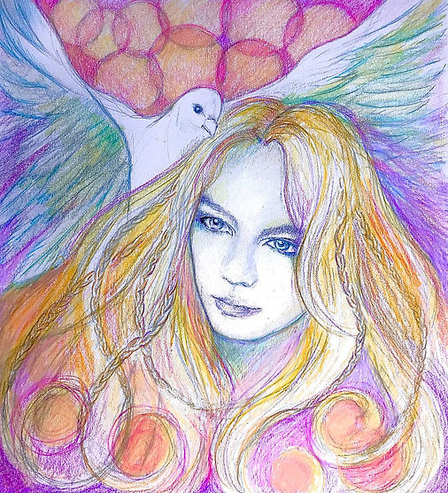 Over the L'Arc~en~Ciel by Tanya Kukucka