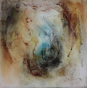 painting by Neelima Prasad Sinha