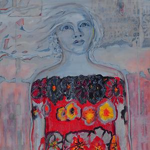 Vivid Memories, a painting by Harriet Forman Barrett
