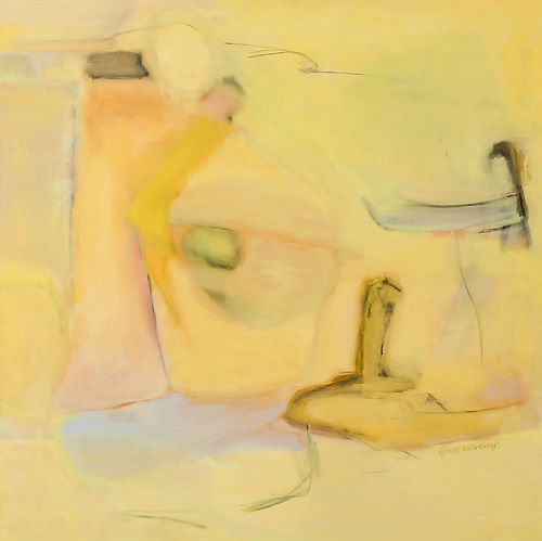 Waiting for Grace, a painting by Gail Winbury