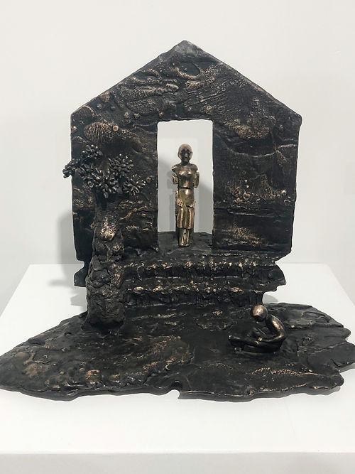 Memories, a sculpture by Catherine Schmitt