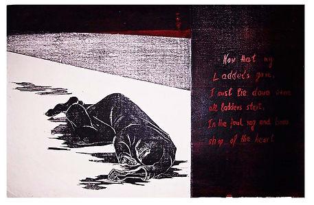 Despair, a woodcut by Ilse Schreiber-Noll.jpg