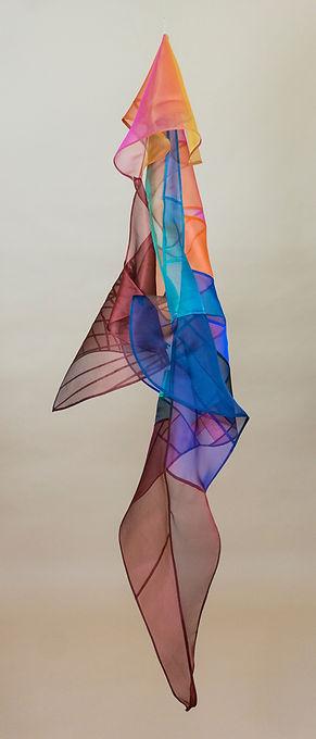 Dance in Orange by Leonie Castelino