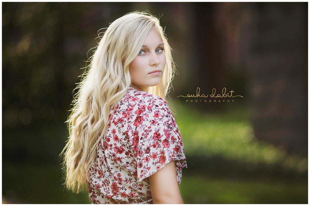 Kelsey's Senior Photoshoot