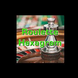 Roulette Hexagram (Gratis)