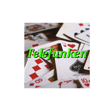 Telefunken Score Table (Gratis)