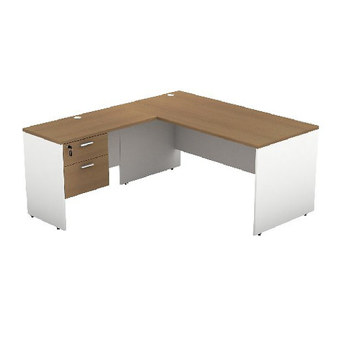 Executive Desk Form 1 Series AD02-160L