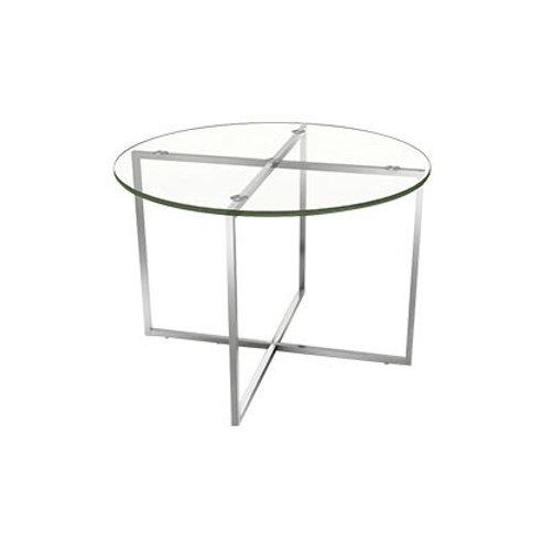 Coffee Table PISA Glass Top (วงกลม) PIC66RG