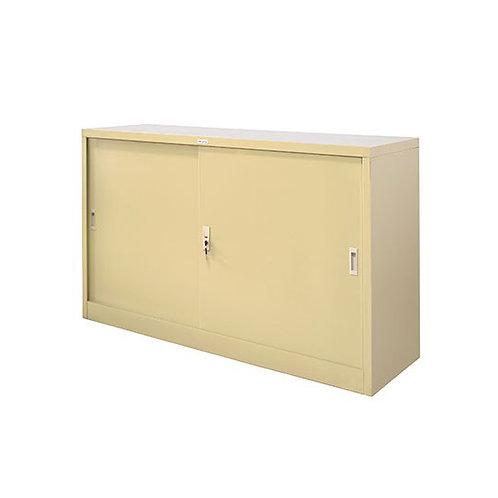ตู้เหล็กเตี้ยบานเลื่อนทึบ 5 ฟุต ZD0-315