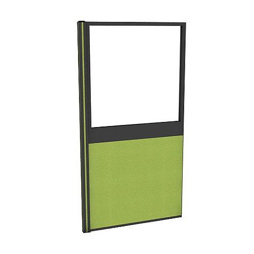 ครึ่งกระจกใสแบบเฟรมกล่องไฟกลาง (H180) PGM1840