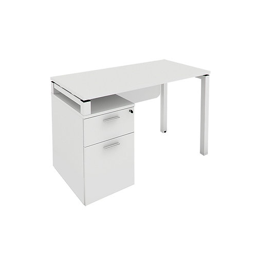Straight Desk Form5 Series 5DC-1260L