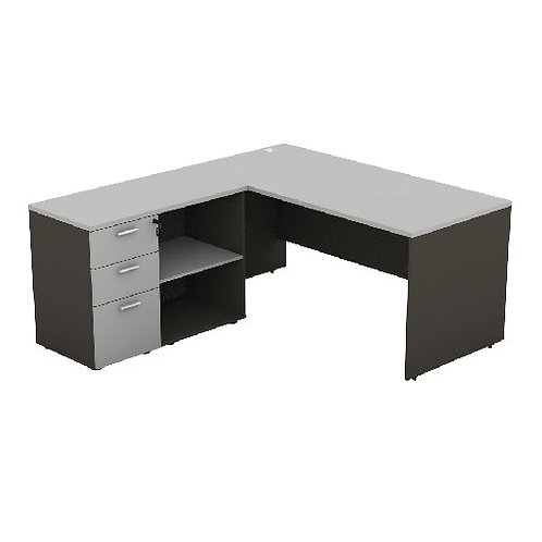 Executive Desk Form 1 Series AD03-160L