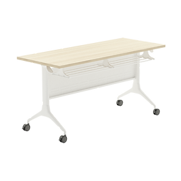 WAVE Folding Table 30 degree Front  6PF-