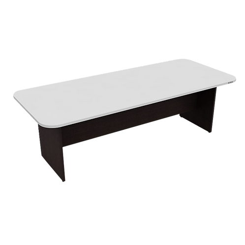 CONFERENCE TABLE (WITH MODESTY) FORM 1 Deep 1200 mm. Series ACF-2412