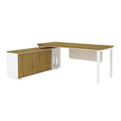 Executive Desk Form 5 Series 5DC-1819L
