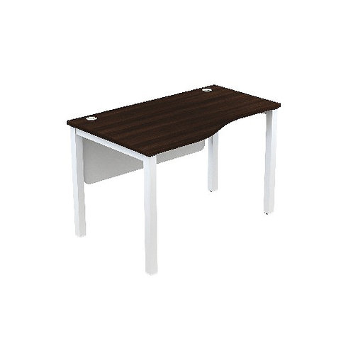S-Shape Desk Form 5 Series 5SF-1276L
