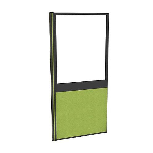 ครึ่งกระจกใสแบบเฟรมกล่องไฟกลาง (H200) PGM2040