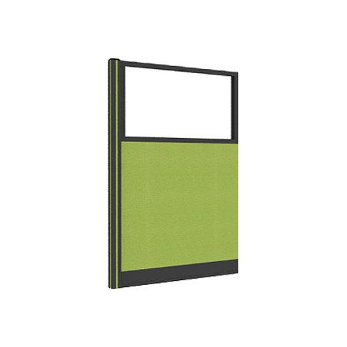 ครึ่งกระจกใสแบบมีเฟรมกล่องไฟล่าง (H150) PGF1540