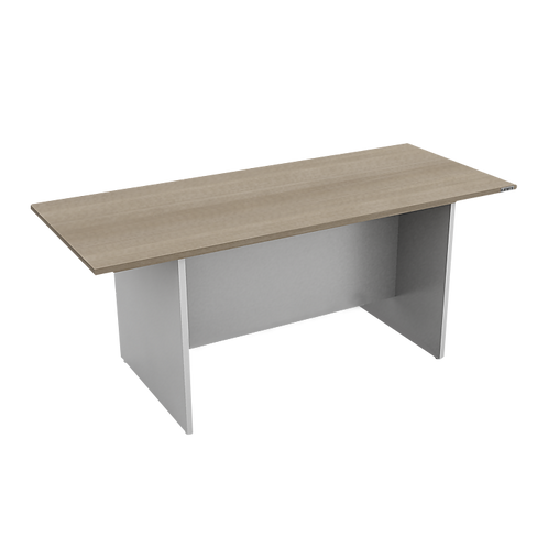 CONFERENCE TABLE (WITH MODESTY) FORM 1 Deep 750 mm. Series ACF-1875