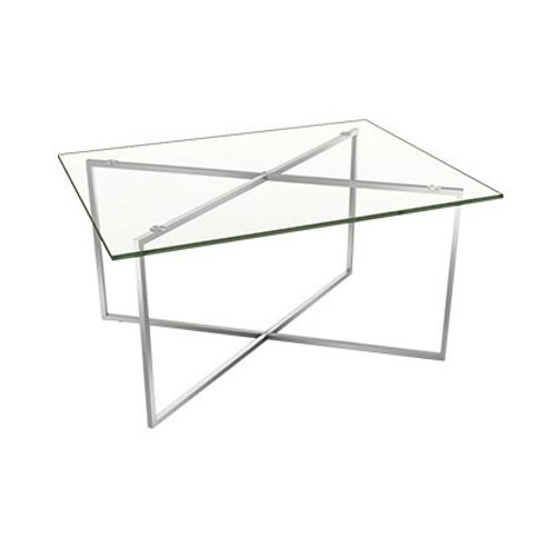 Coffee Table PISA Glass Top(สี่เหลี่ยมผืนผ้า) PIC86SG