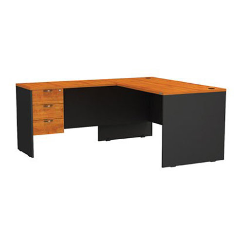 Executive Wooden Desk Form 1 Series ALDR-1518