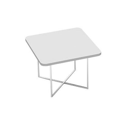 Coffee Table PISA Wooden Top (สี่เหลี่ยมจัตุรัสขอบมน) PISA-CT66SR