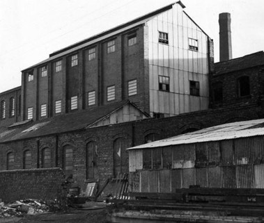 Salthouse Mills FORMER BARROW PAPER MILL