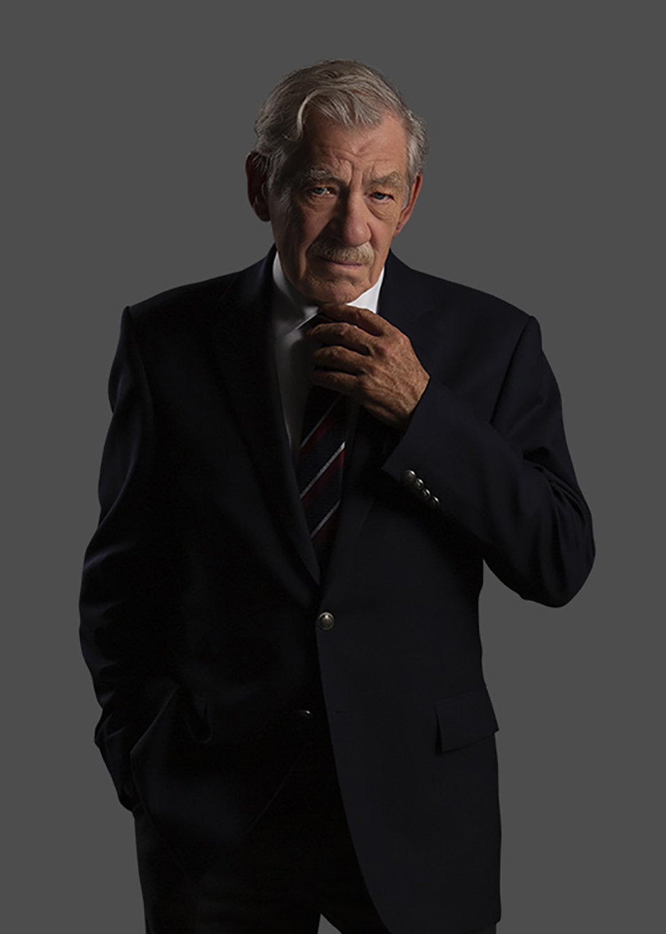 Ian McKellen for THE GOOD LIAR