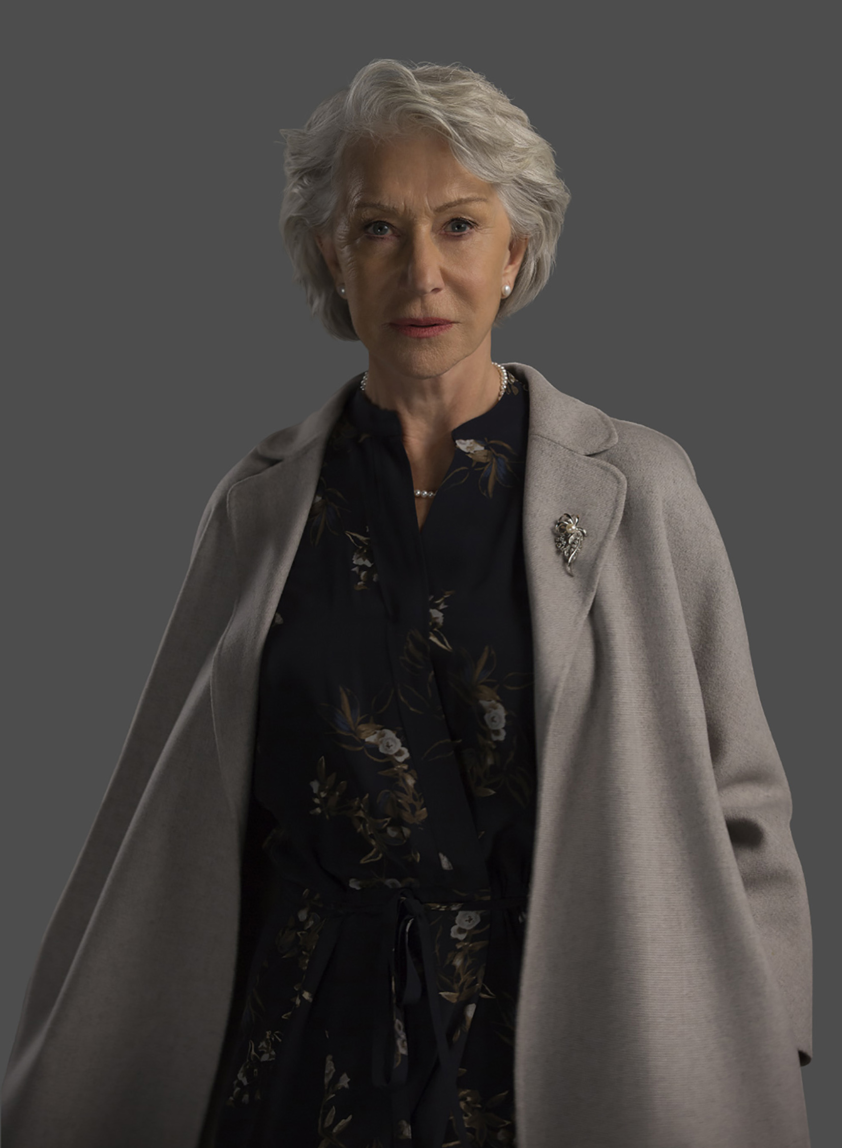 Helen Mirren for THE GOOD LIAR