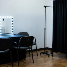 Need a place to change?  Our dressing rooms will accomodate