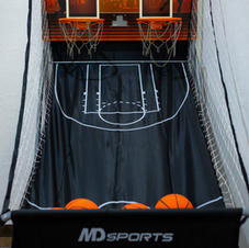 Shoot a few hoops in your free time