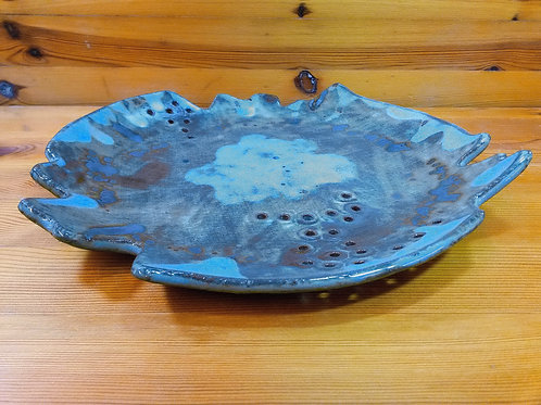 Ragged Edge Freeform Platter
