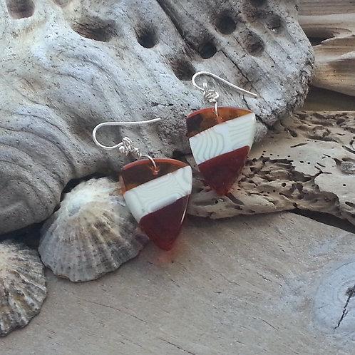 Whisky Earrings