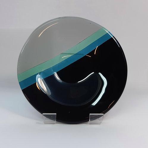 Hebridean Storm Glass Bowl