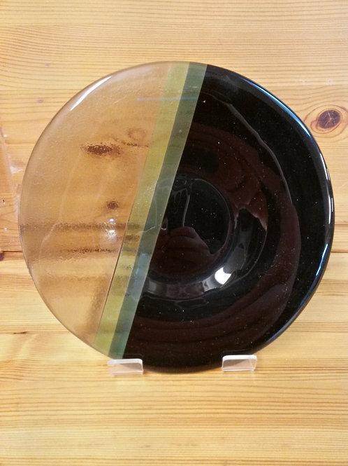 Hebridean Storm Med Glass Bowl