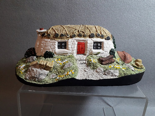 Traditional Hebridean Fisherman's Cottage