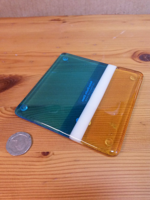 Luskentyre Sands Glass Coasters